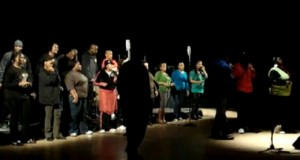 Choir Candids: Edmonton Sound Check pt 2