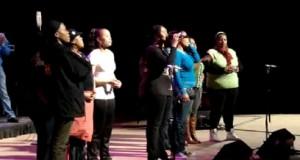 Choir Candids: Edmonton Sound Check pt 1