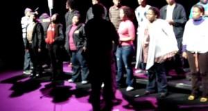 Choir Candids: Kelowna Sound Check pt 2