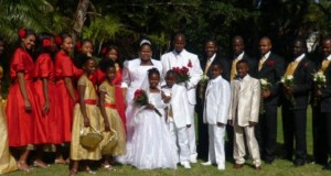 Choir Candids: Sipokazi and Linda's Wedding