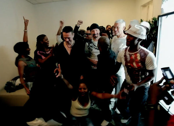Video: U2.com – Gospel Music in Joburg