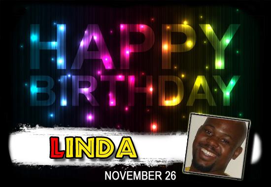 Happy Birthday Linda!